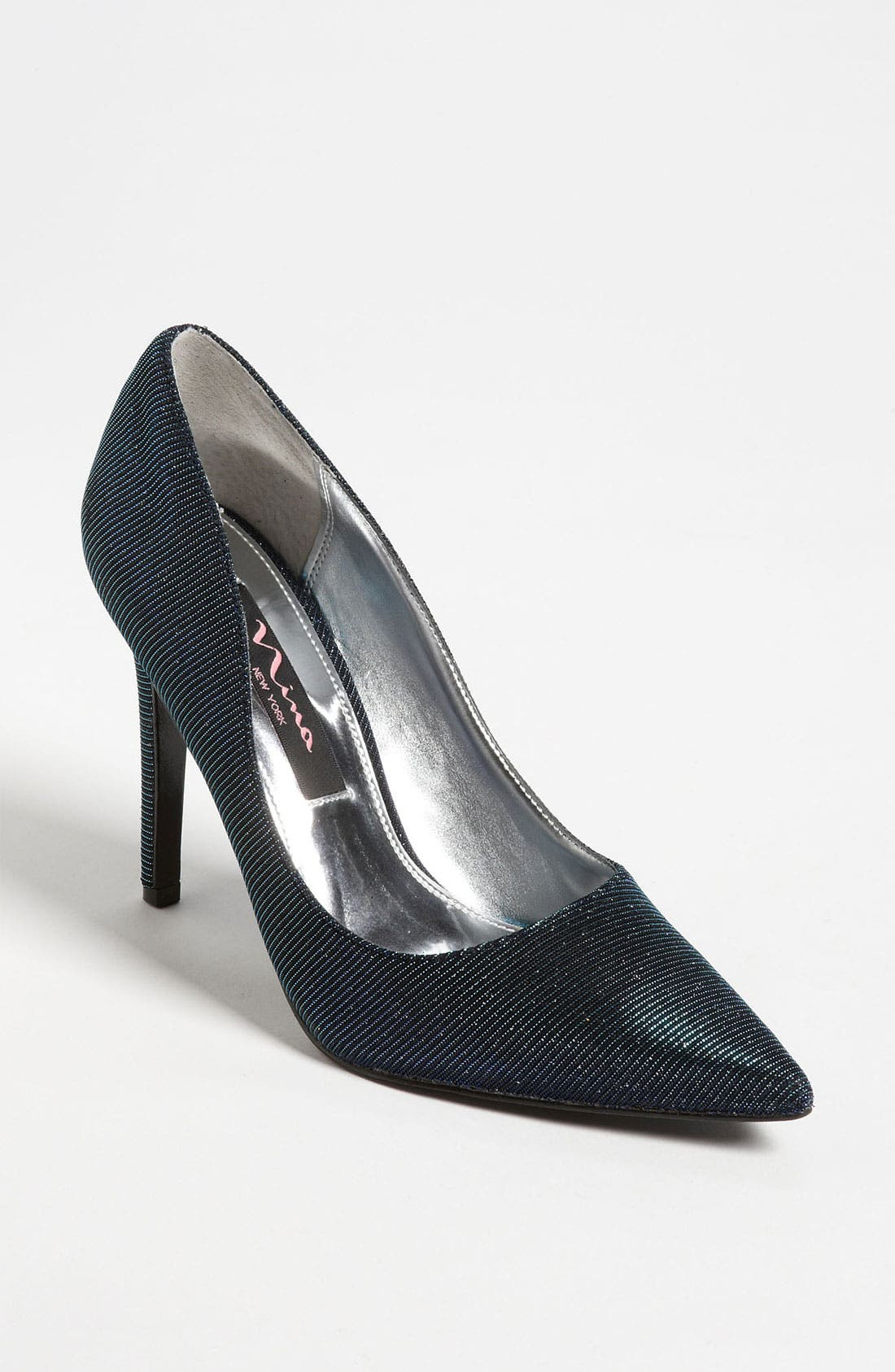 Alternate Image 1 Selected - Nina 'Brit' Pump (Online Exclusive)