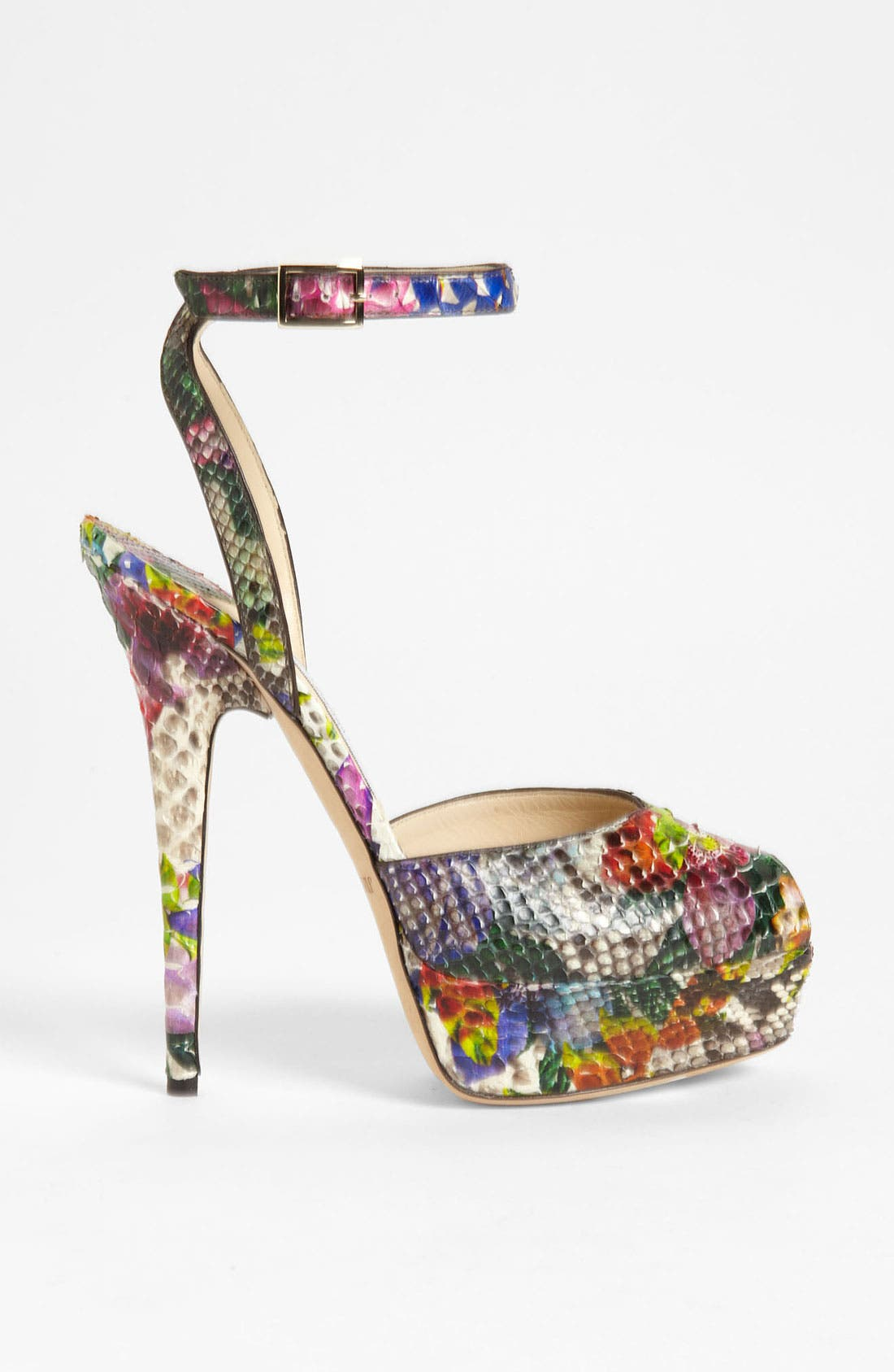 Alternate Image 4  - Jimmy Choo 'Lola' Ankle Strap Sandal