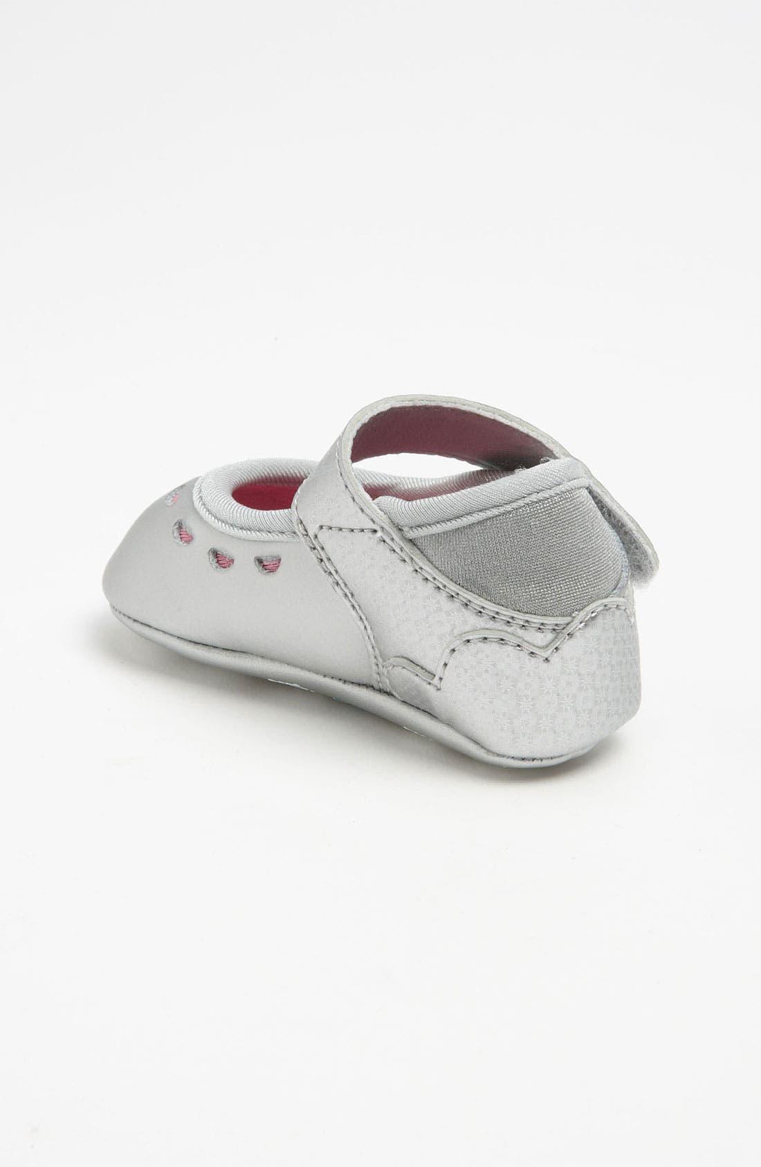 Alternate Image 2  - Nike 'Mary Jane' Crib Shoe (Baby)