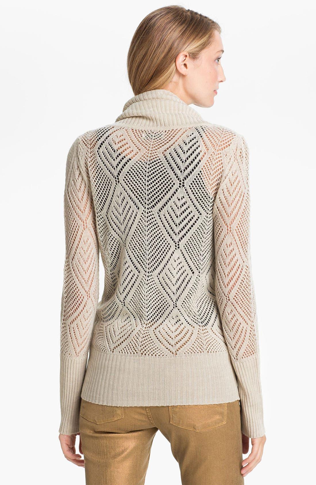 Alternate Image 2  - Lucky Brand 'Paula' Cowl Neck Sweater