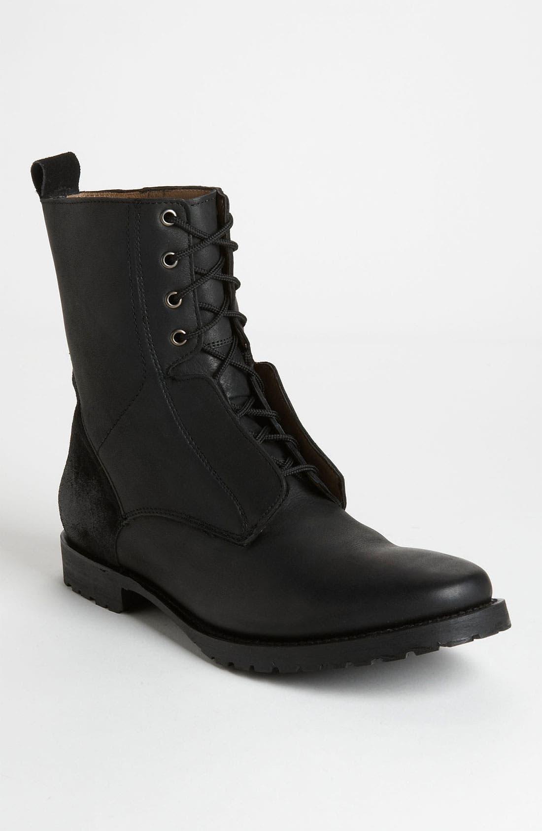 Alternate Image 1 Selected - J.D. Fisk 'Locke' Plain Toe Boot