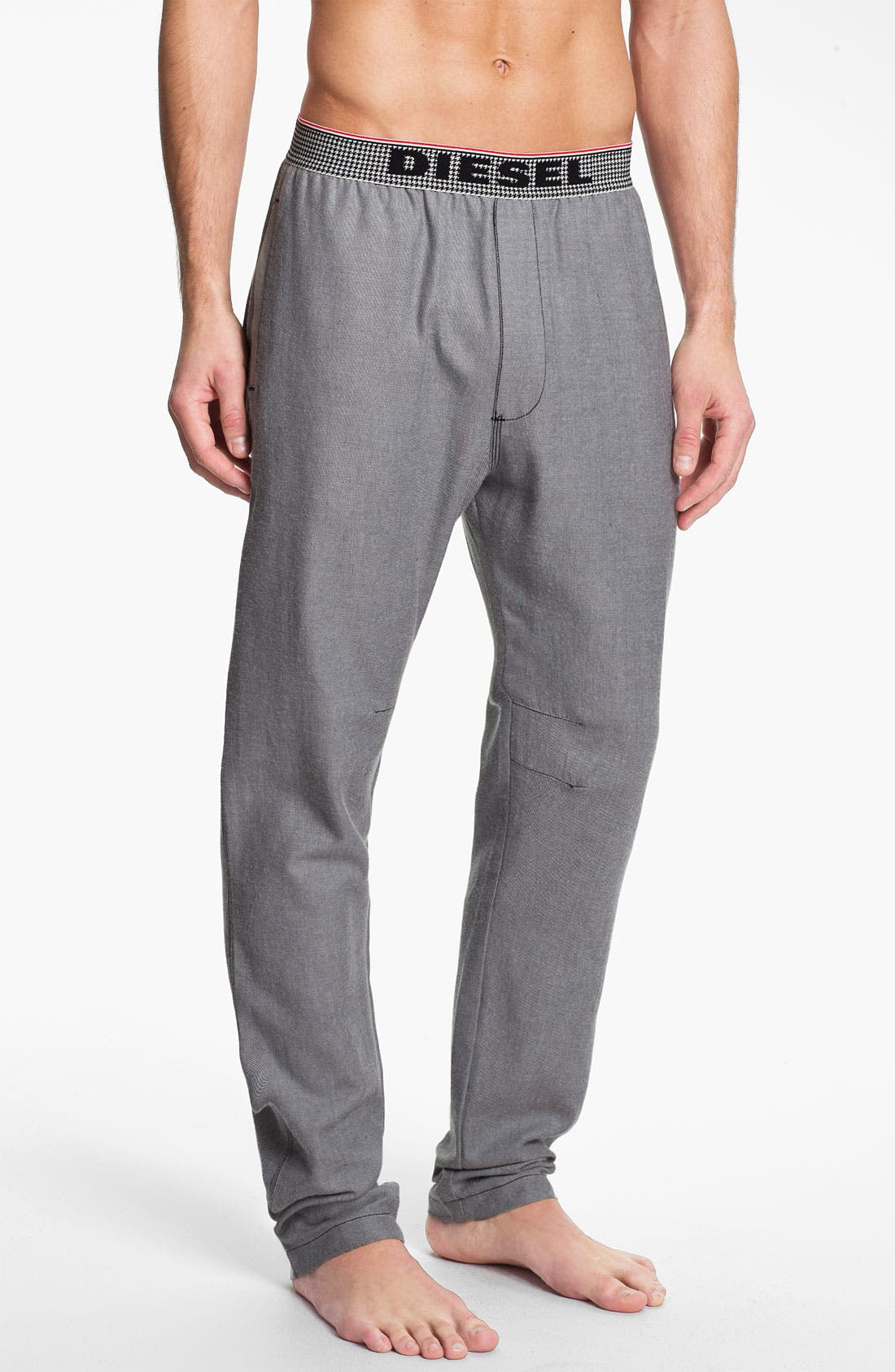 Alternate Image 1 Selected - DIESEL® 'Work Boy' Lounge Pants