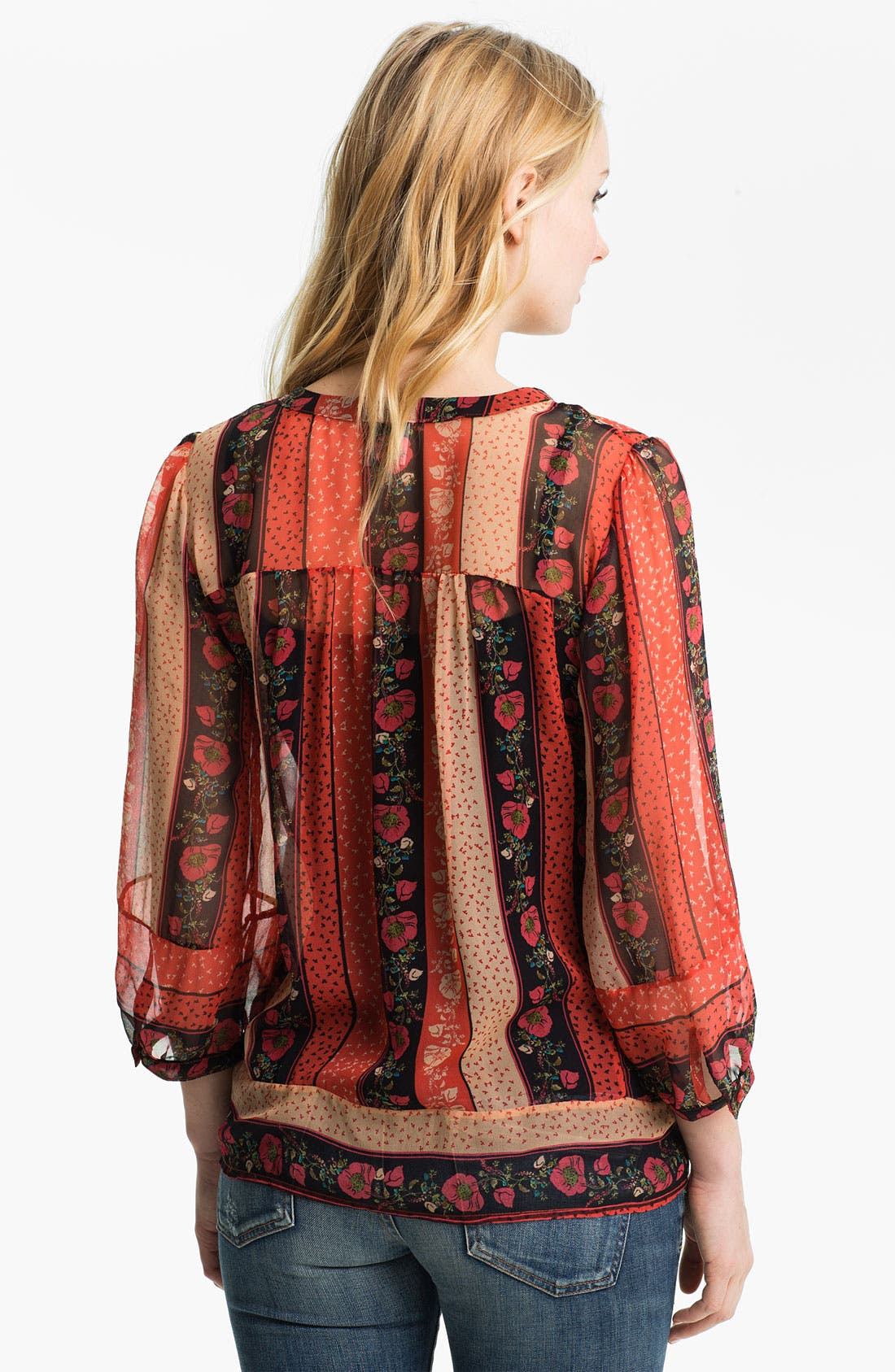 Alternate Image 2  - Ella Moss 'Botanica' Blouse