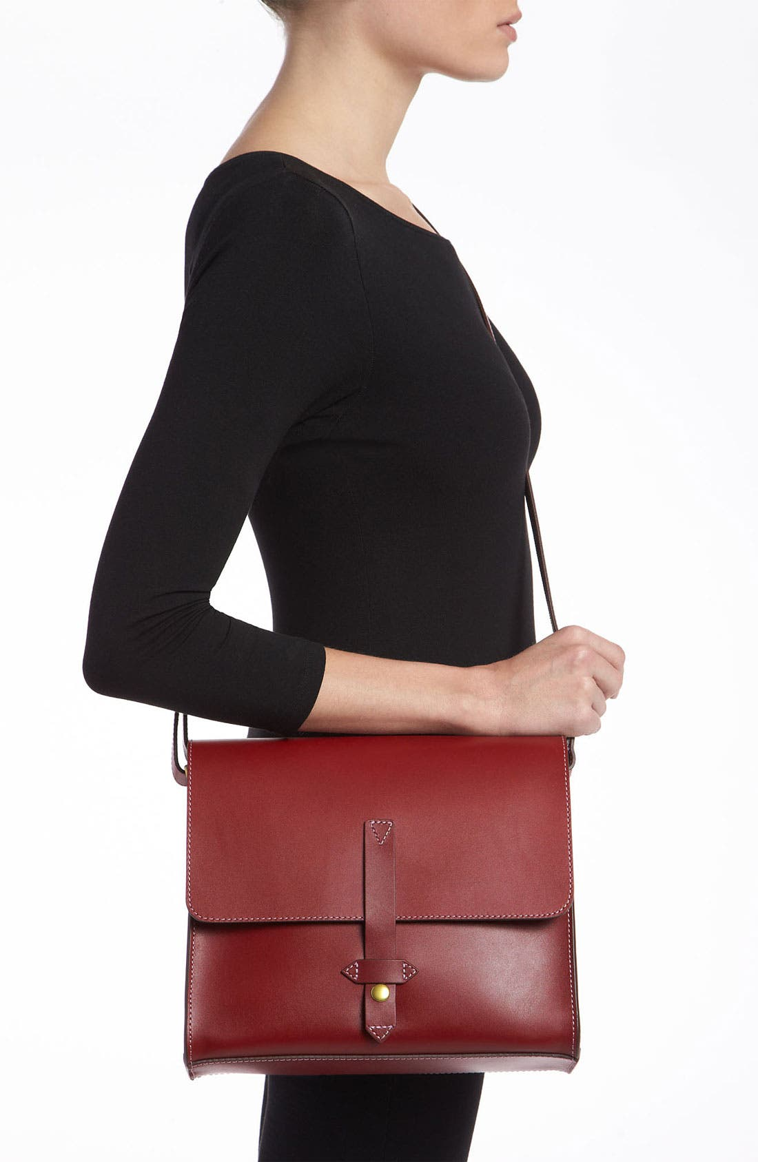 Alternate Image 4  - IIIBeCa By Joy Gryson 'Duane' Crossbody Bag