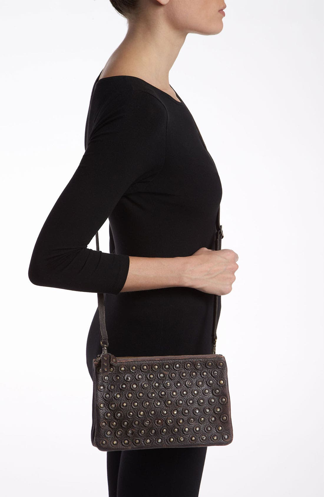 Alternate Image 2  - Frye 'Jenna Disc' Crossbody Bag