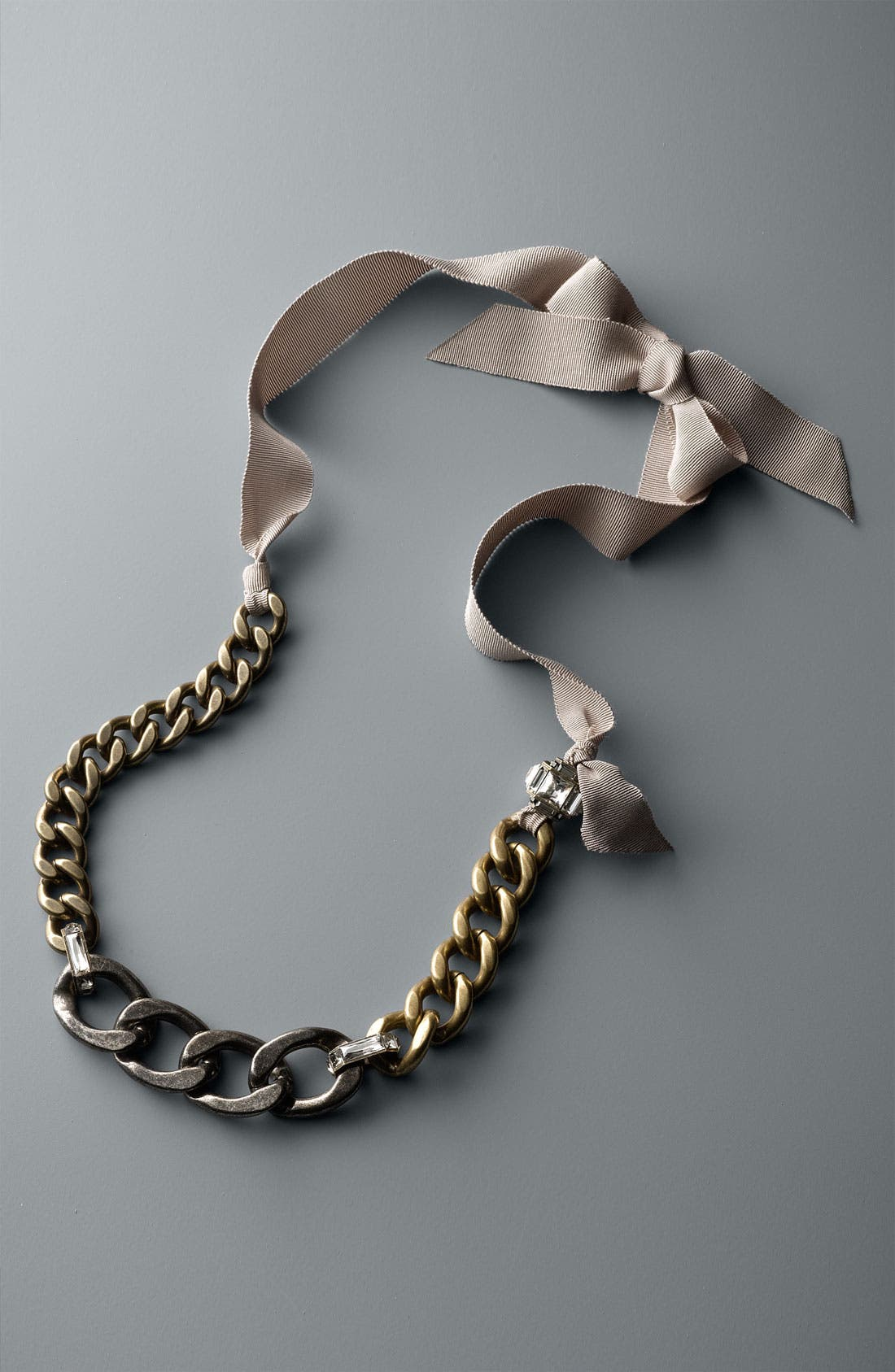 Alternate Image 2  - Lanvin Chain Link Necklace Belt