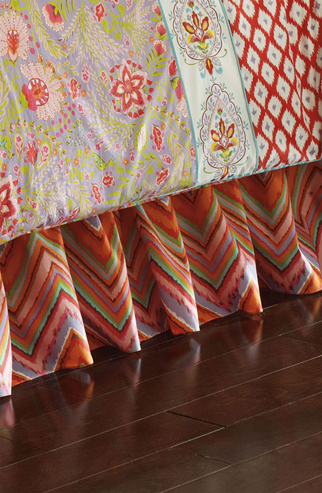 Alternate Image 1 Selected - Dena Home 'Paradiso' Bed Skirt