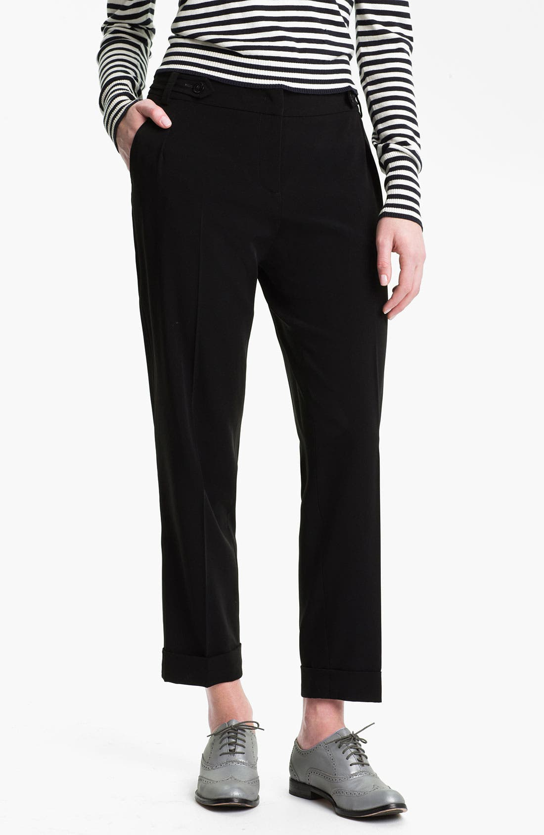 Alternate Image 1 Selected - Weekend Max Mara 'Gerona' Slim Ankle Pants