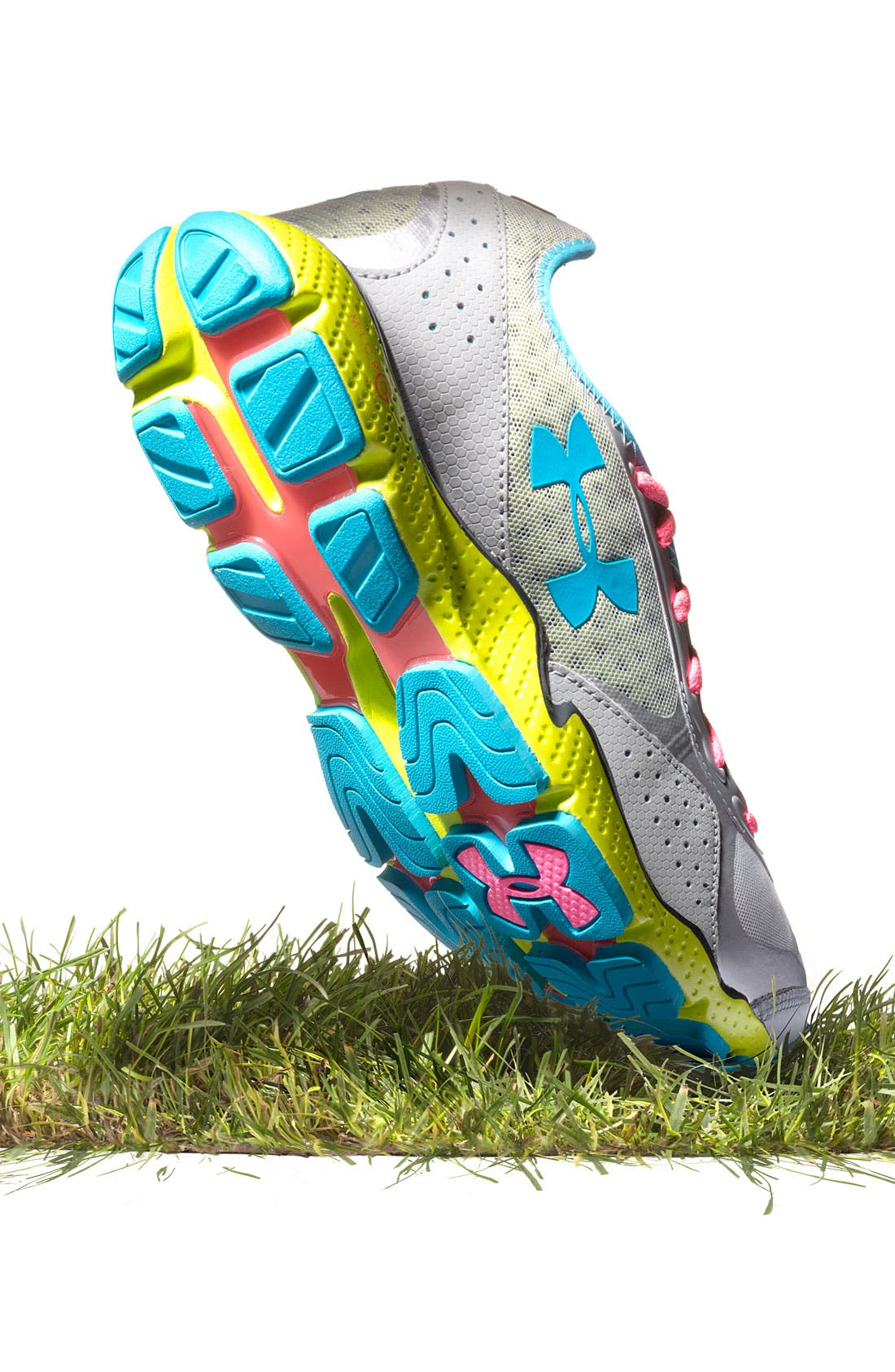 Alternate Image 5  - Under Armour 'Feather Shield' Running Shoe (Women)