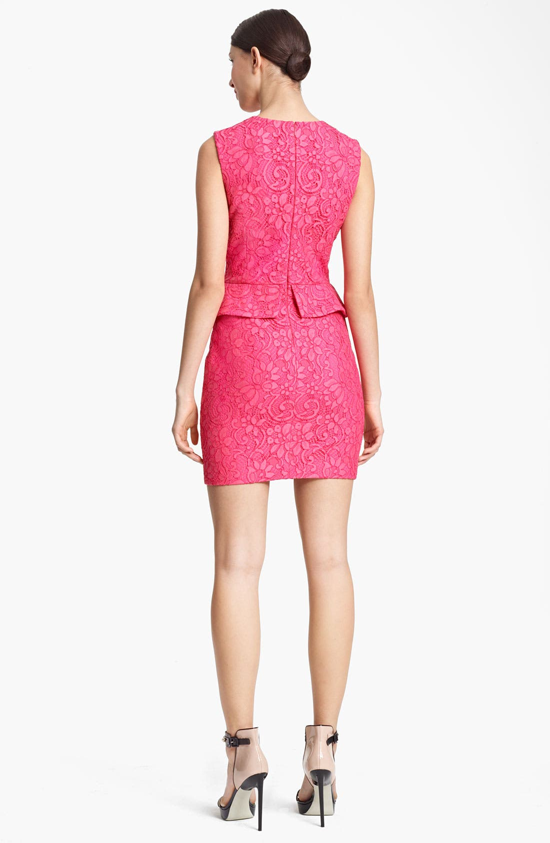 Alternate Image 2  - Jason Wu Lace Sheath Dress