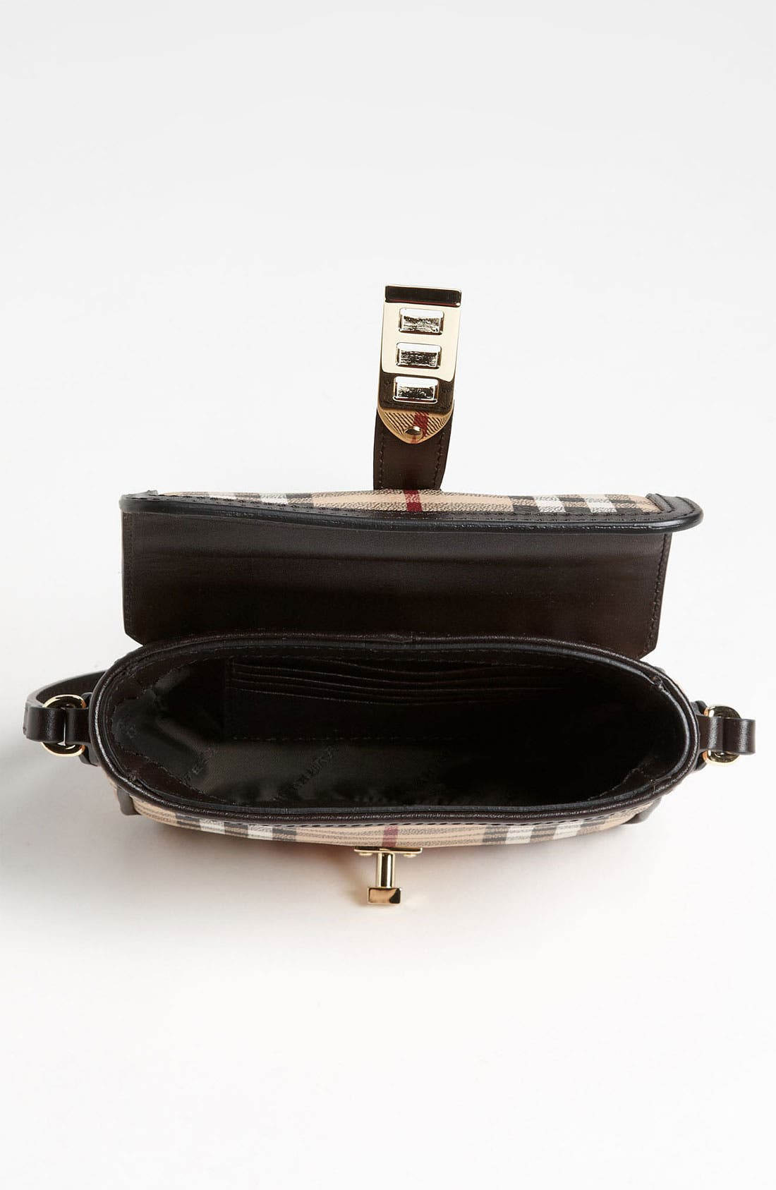 Alternate Image 3  - Burberry 'Haymarket Check' Crossbody Bag