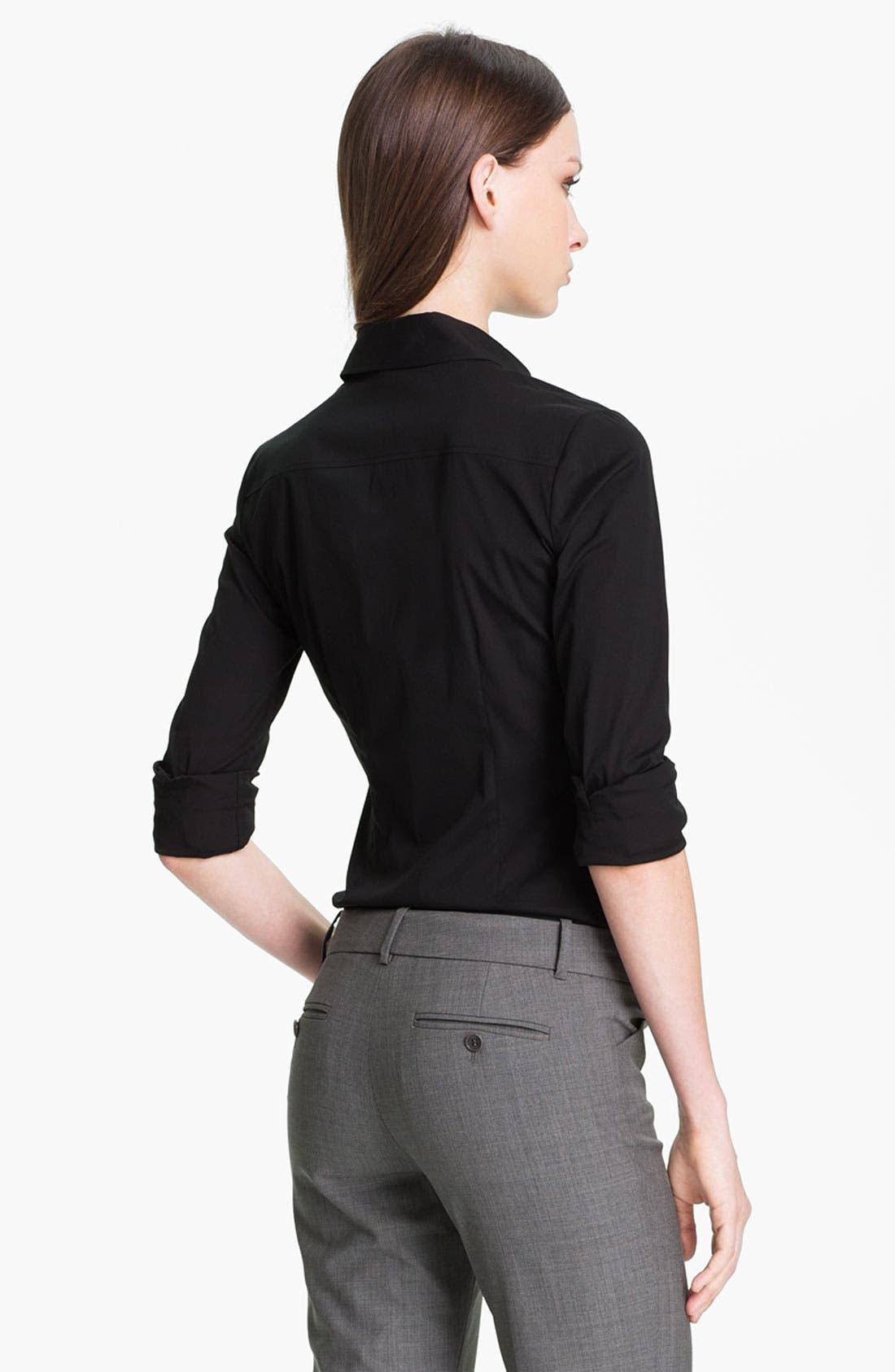 Alternate Image 2  - Theory 'Larissa' Shirt