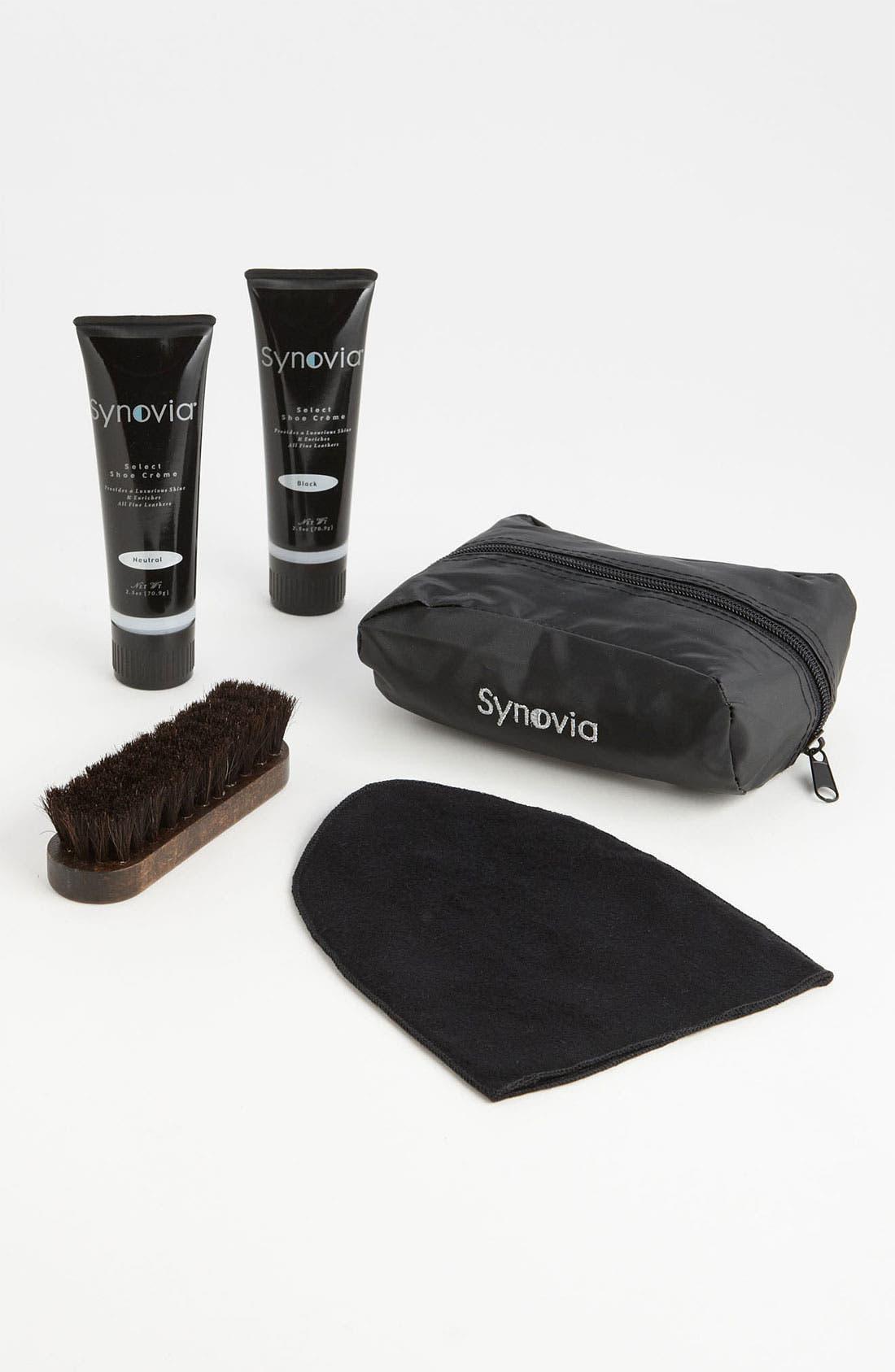 Synovia Shoe Care Kit