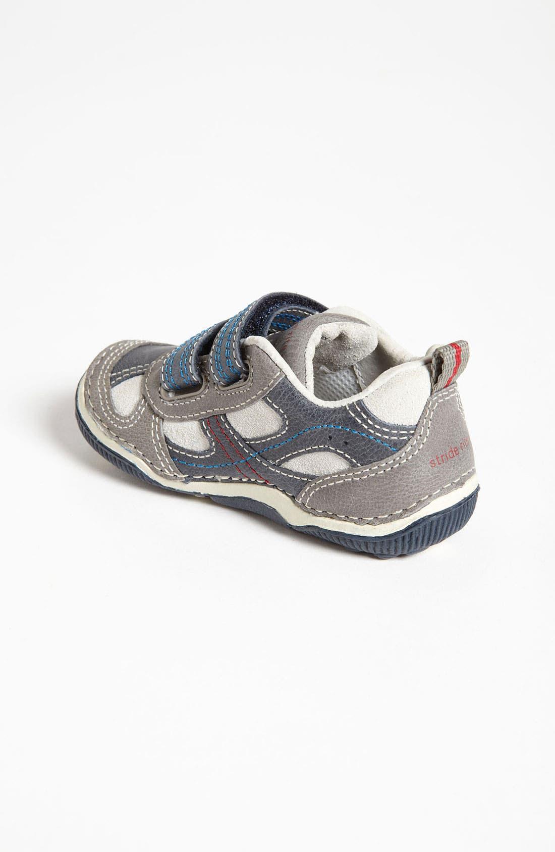 Alternate Image 2  - Stride Rite 'Woody' Sneaker (Baby, Walker & Toddler)