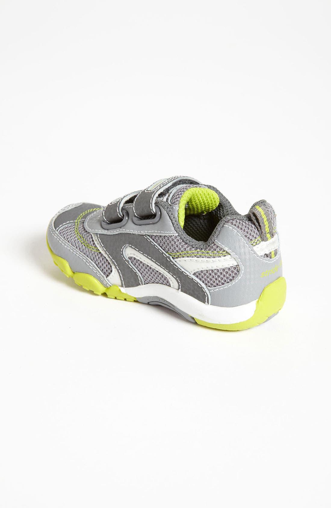Alternate Image 2  - Stride Rite 'Falcon' Sneaker (Baby, Walker & Toddler)