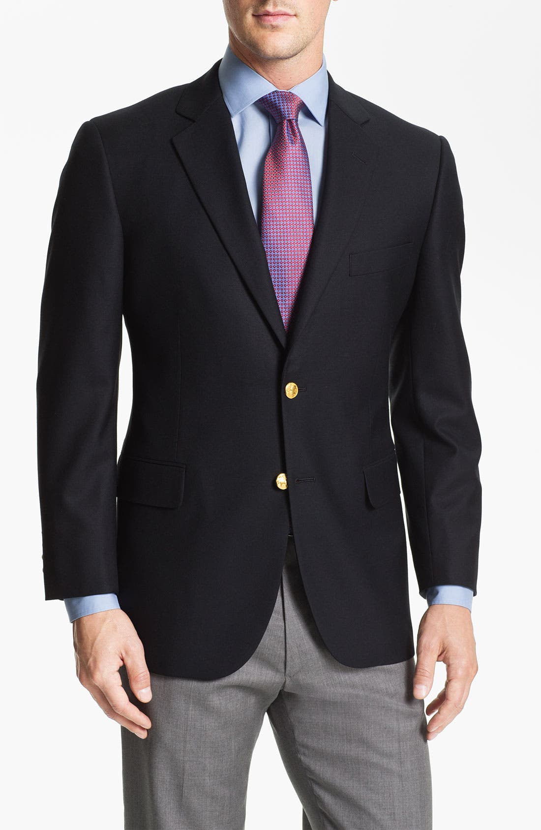 Alternate Image 1 Selected - Brooks Brothers 'Madison' Blazer