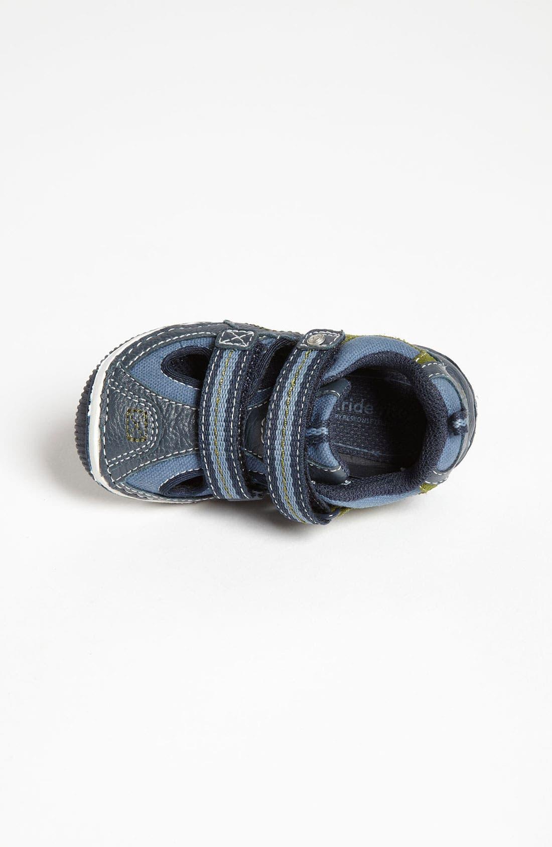 Alternate Image 3  - Stride Rite 'Ruben' Sandal (Baby, Walker & Toddler)