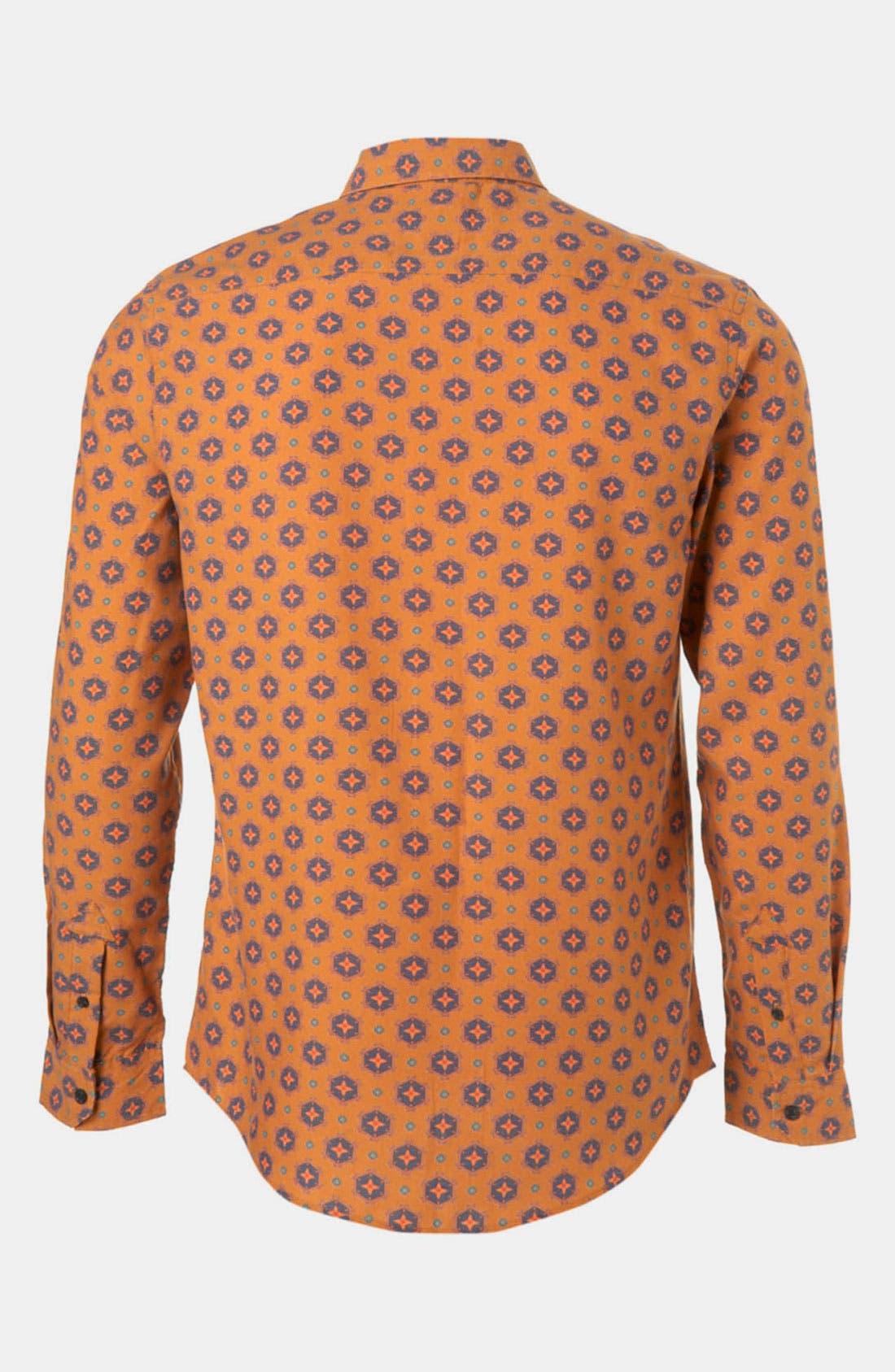 Alternate Image 2  - Topman 'Smart' Slim Fit Woven Shirt