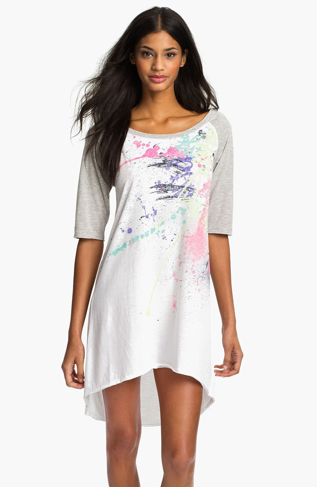 Alternate Image 1 Selected - Steve Madden 'Tagged You're It' Sleep Shirt