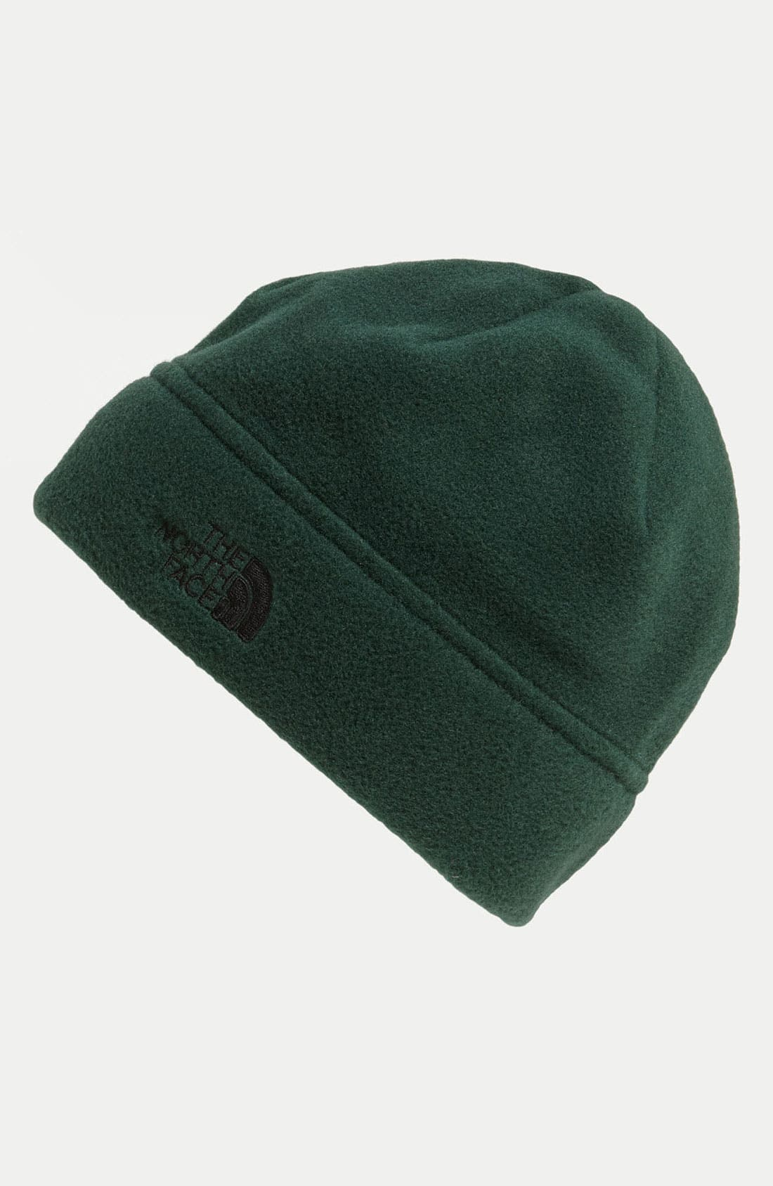 Alternate Image 1 Selected - The North Face 'Flash' Recycled Fleece Beanie