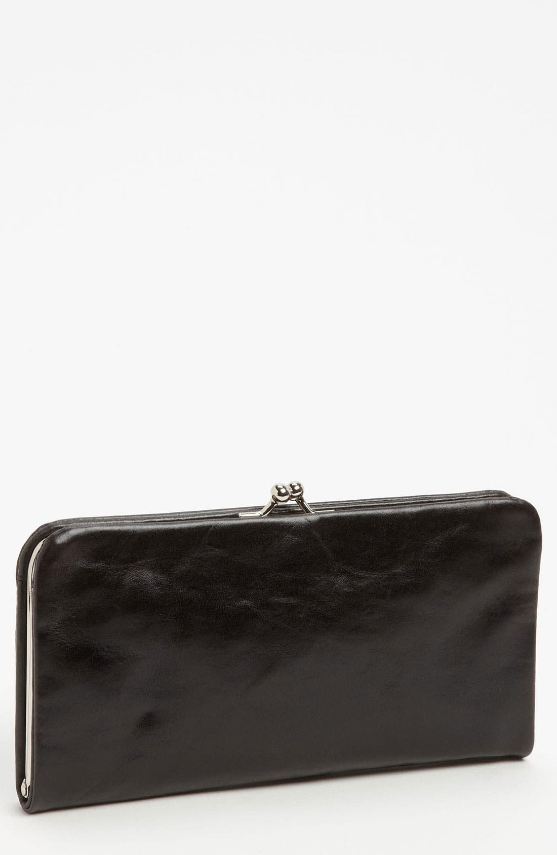'Noelle' Wallet,                         Main,                         color, Black