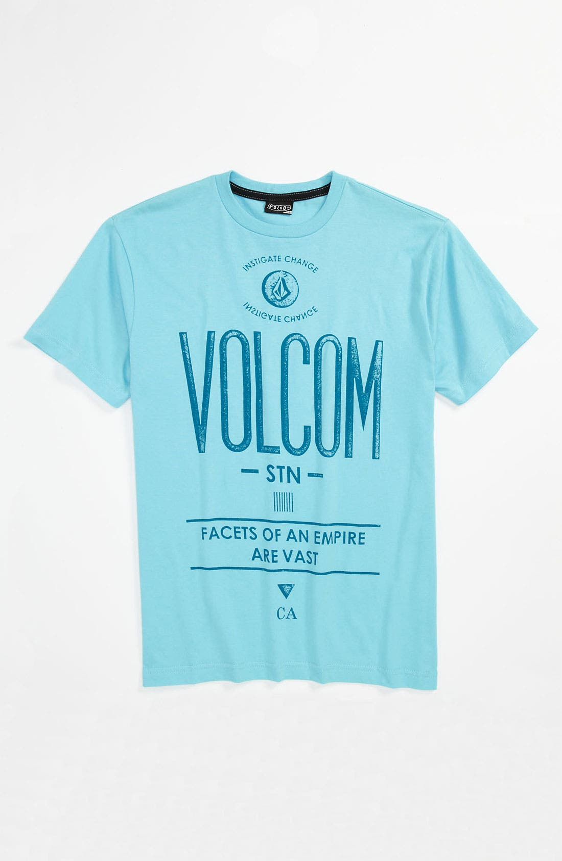 Alternate Image 1 Selected - Volcom 'Fontivarious' T-Shirt (Big Boys)