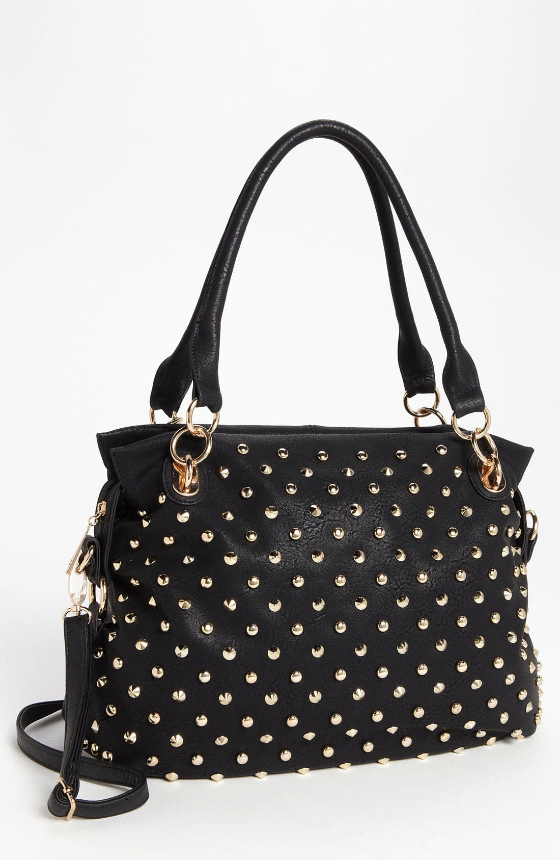Alternate Image 1 Selected - Top Choice Studded Tote