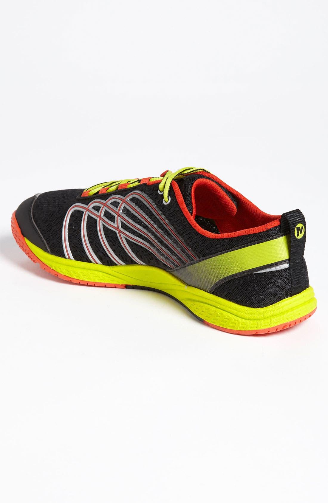 Alternate Image 2  - Merrell 'Road Glove 2' Running Shoe (Men)