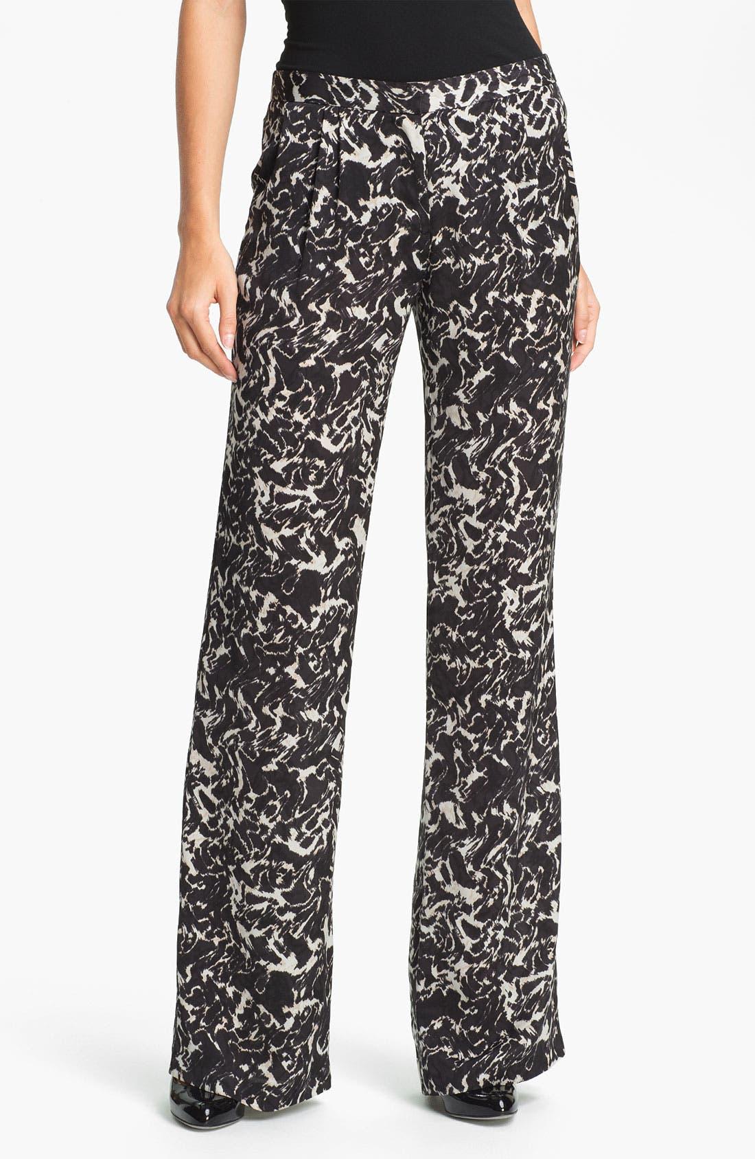 Main Image - DKNYC 'Ambiance' Satin Pants
