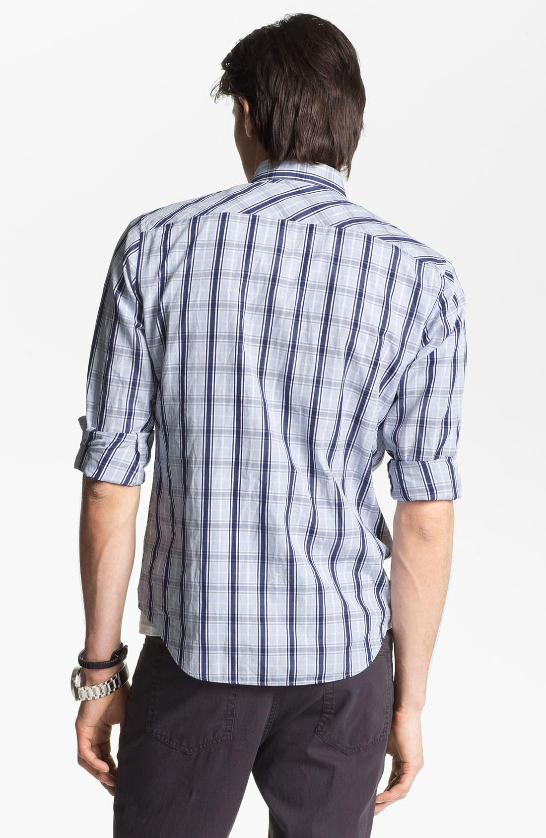 Alternate Image 2  - Zachary Prell 'Brenton' Sport Shirt