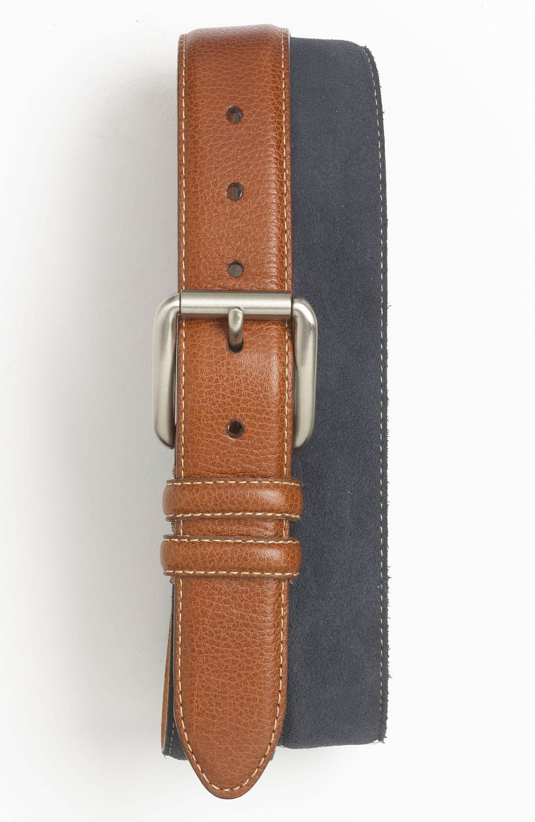 Main Image - Martin Dingman Leather Belt