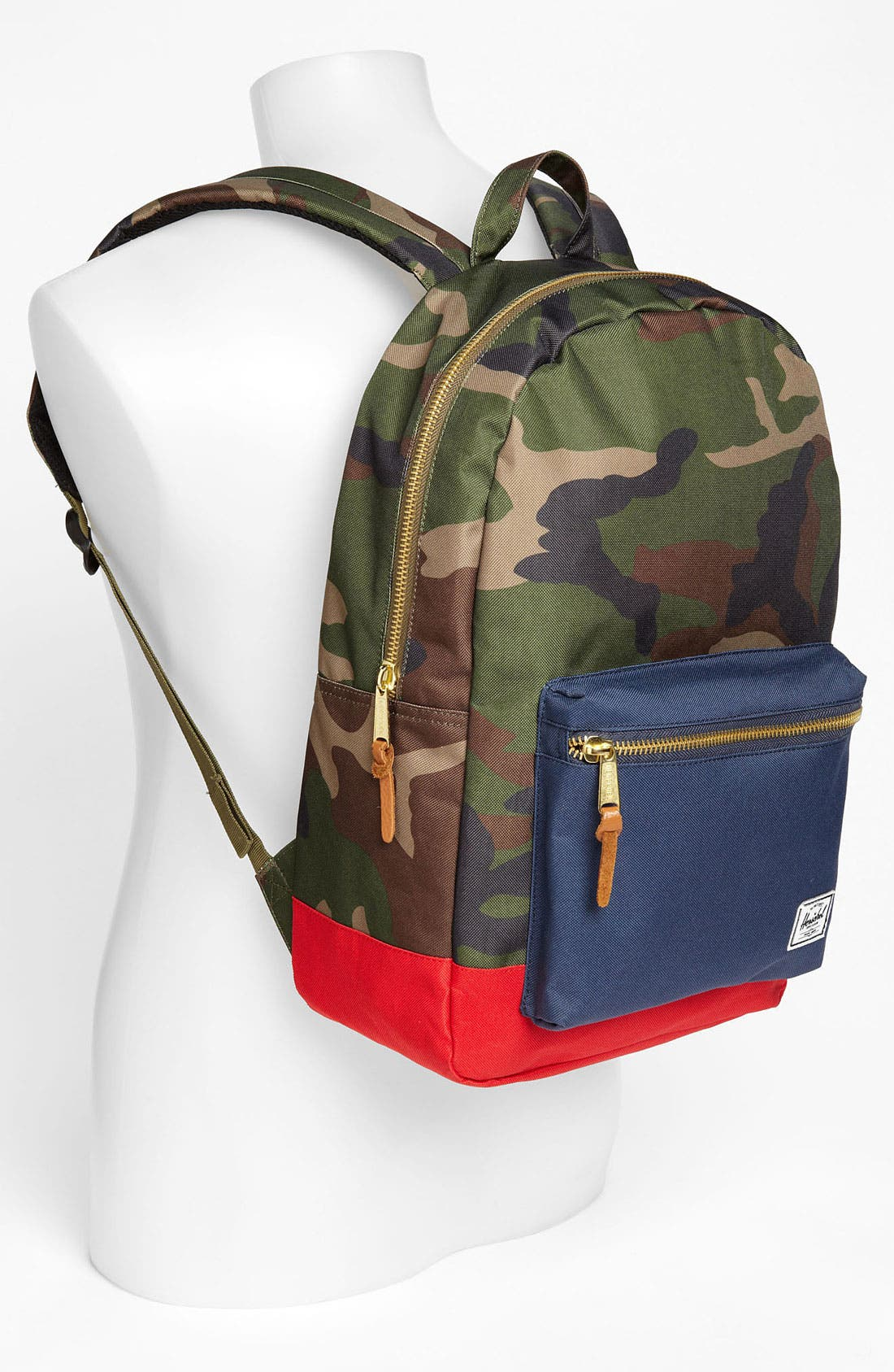Alternate Image 4  - Herschel Supply Co. 'Settlement' Backpack
