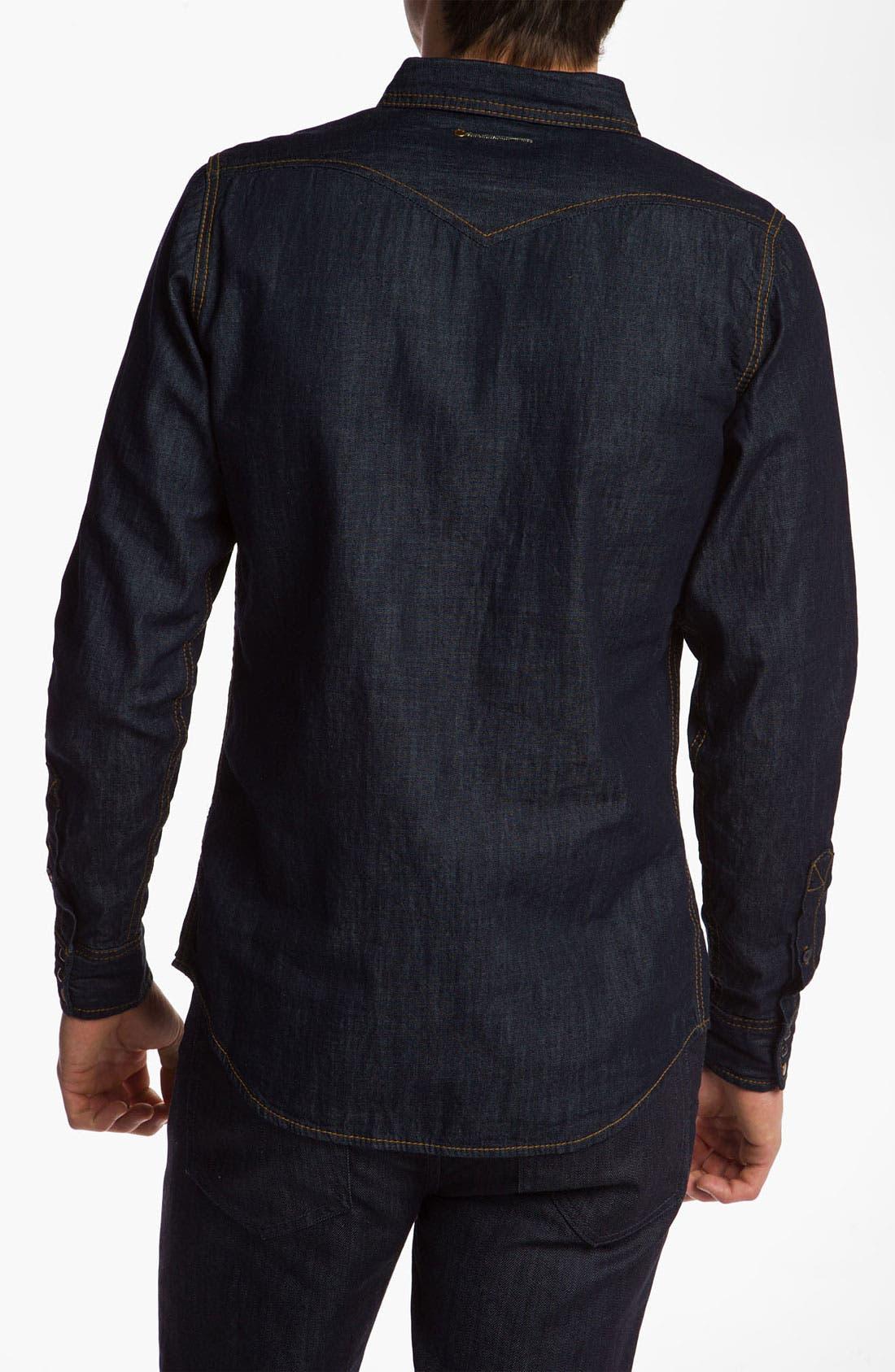 Alternate Image 2  - DIESEL® 'Sonnora' Woven Shirt
