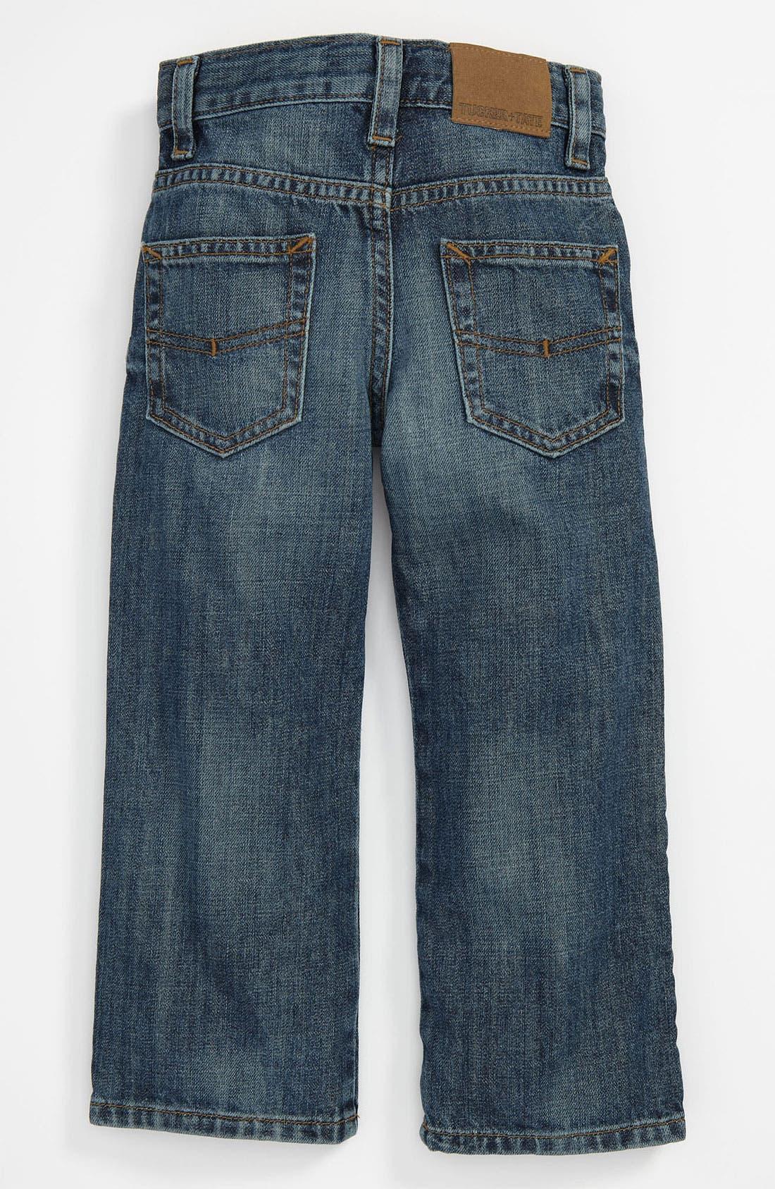 Alternate Image 1 Selected - Tucker + Tate 'Tucker' Jeans (Toddler)