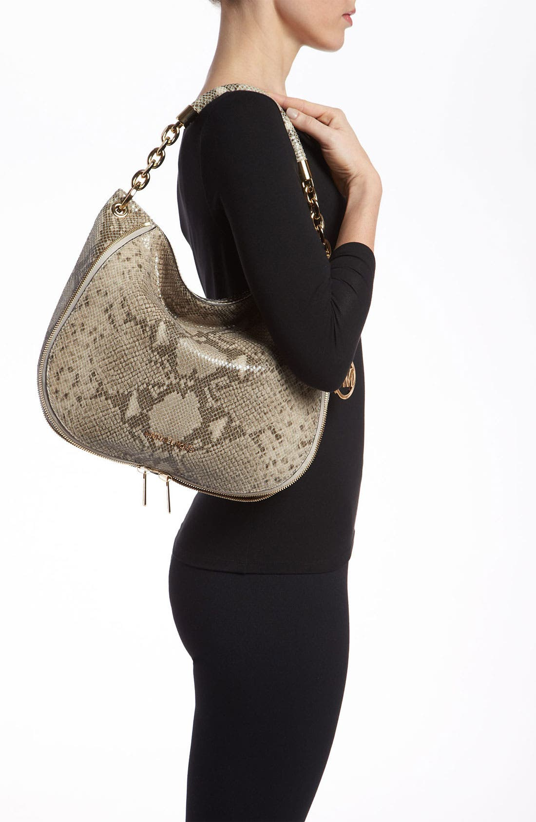 Alternate Image 2  - MICHAEL Michael Kors 'Stanthorpe - Large' Shoulder Bag
