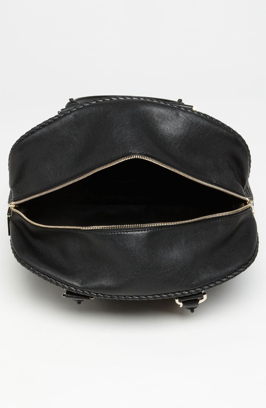 Alternate Image 3  - Versace 'Couture' Leather Bowler
