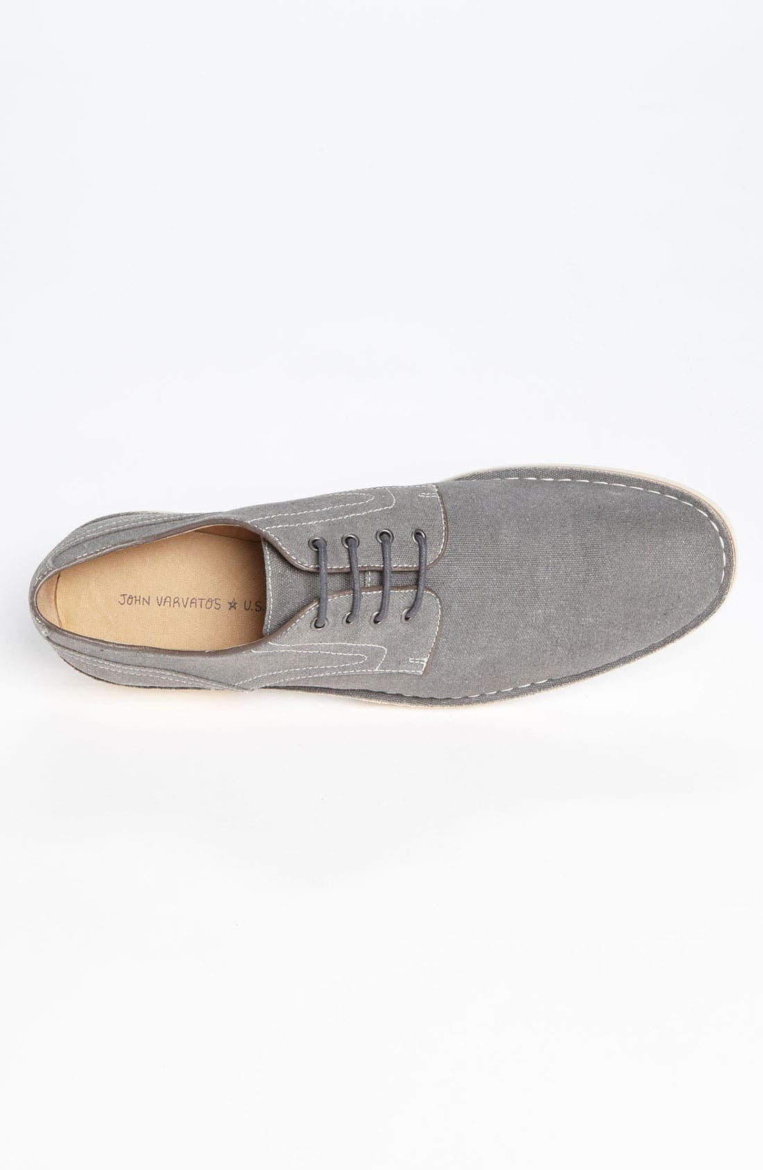 Alternate Image 3  - John Varvatos Star USA 'Sid' Canvas Buck Shoe