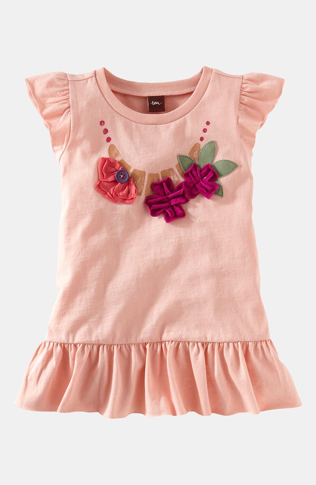 Alternate Image 1 Selected - Tea Collection Tunic (Toddler, Little Girls & Big Girls)