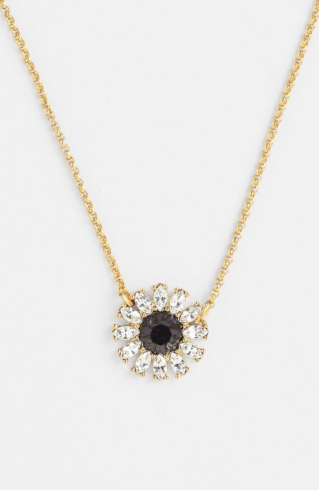 Main Image - kate spade new york 'estate garden' pendant necklace
