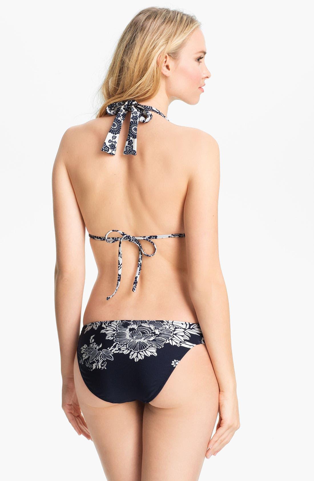 Alternate Image 6  - Nanette Lepore 'Vixen' Reversible Bikini Top