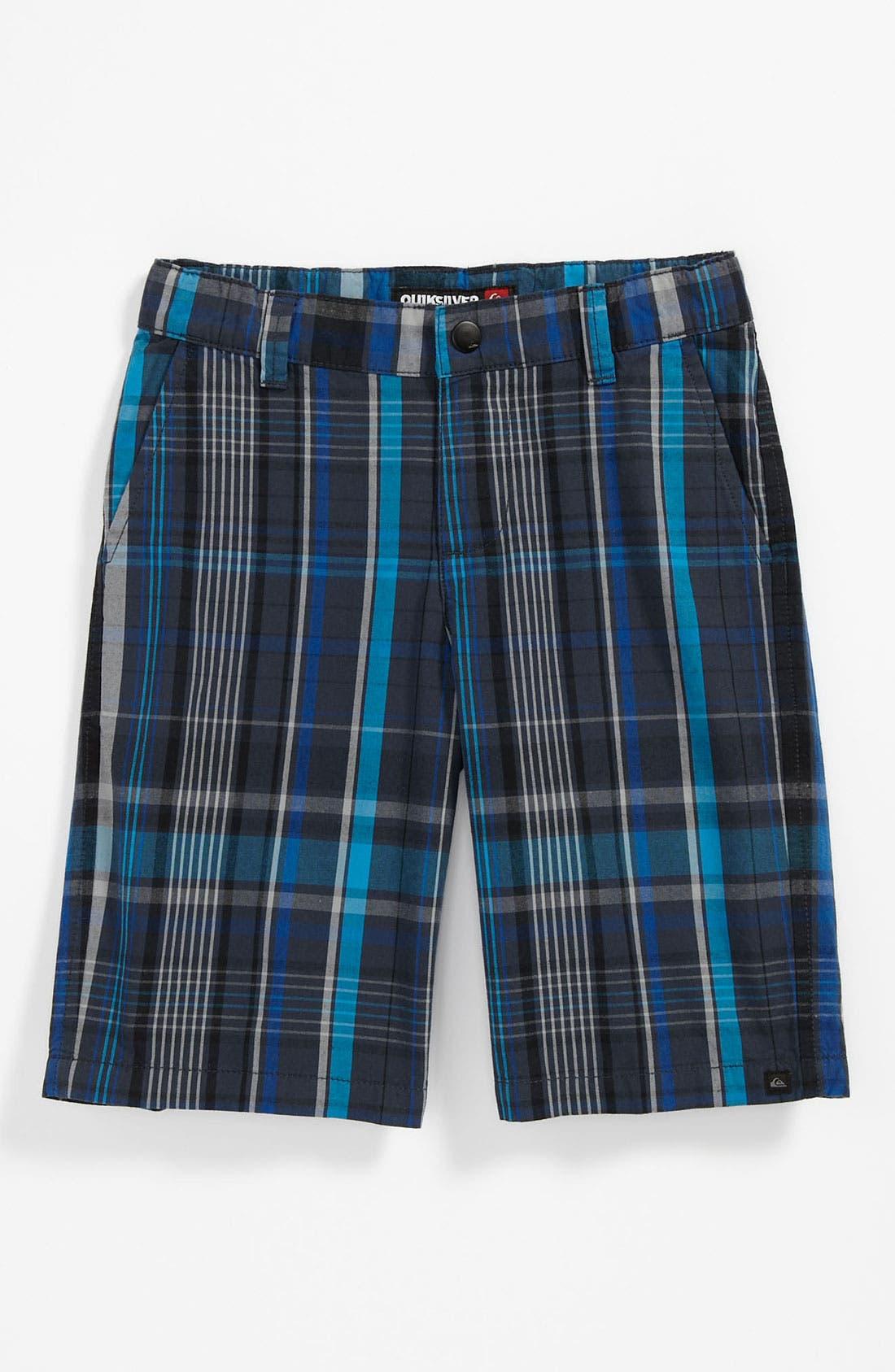 Alternate Image 1 Selected - Quiksilver 'Cordova' Shorts (Big Boys)