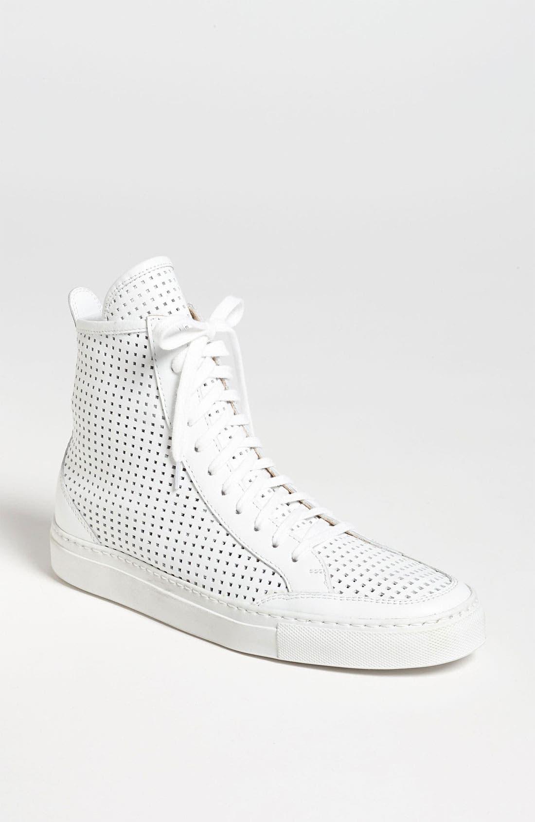 Alternate Image 1 Selected - MM6 Maison Margiela High Top Sneaker