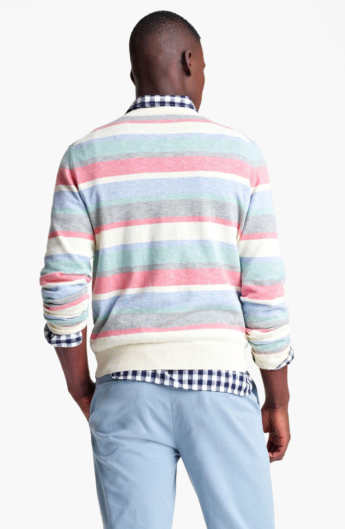 Alternate Image 2  - Grayers Crewneck Sweater