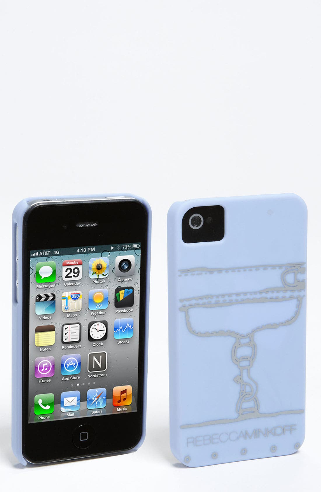 Alternate Image 1 Selected - Rebecca Minkoff iPhone 5 Case