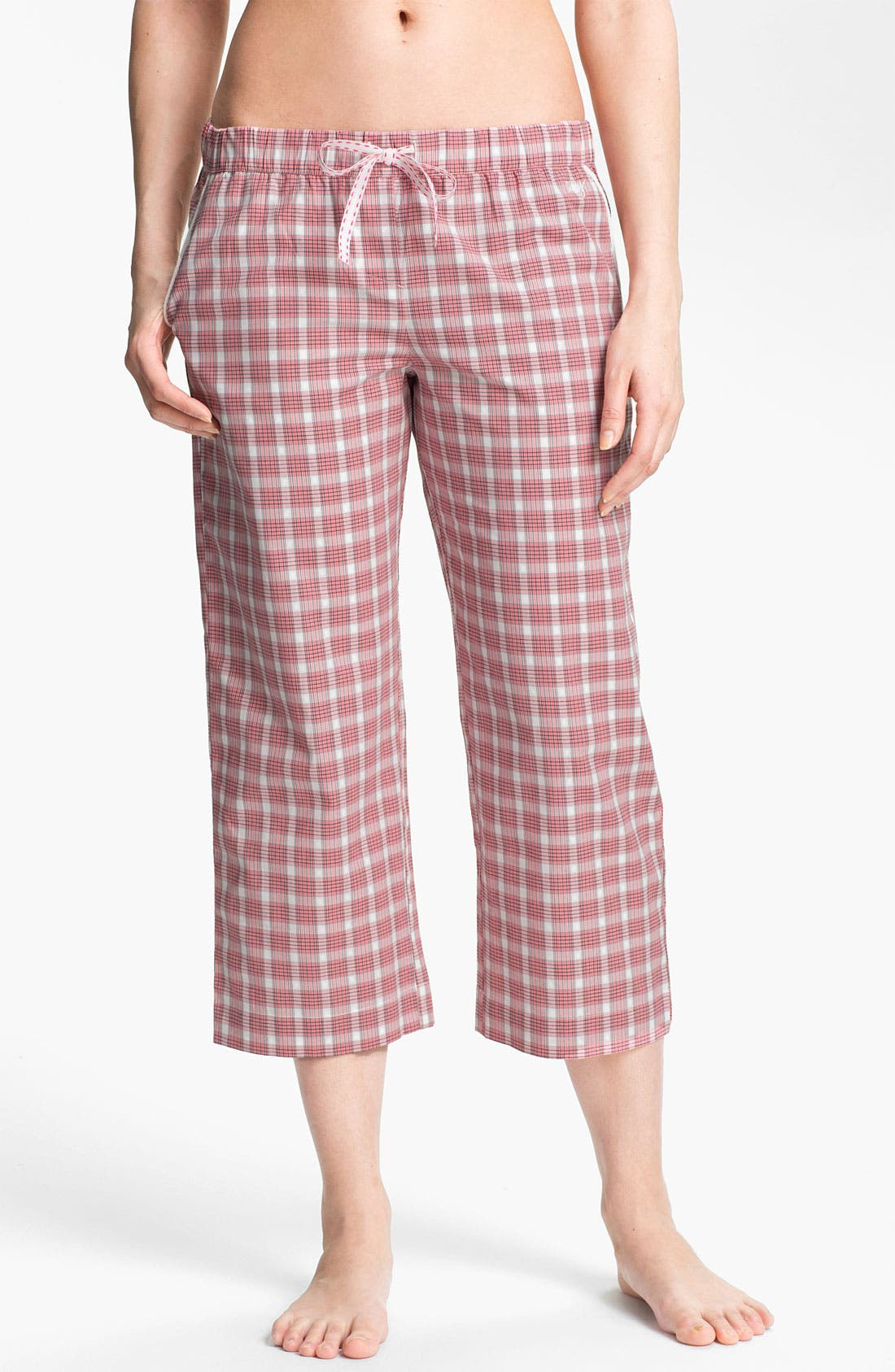 Alternate Image 1 Selected - DKNY 'Sugar Rush' Capri Pants