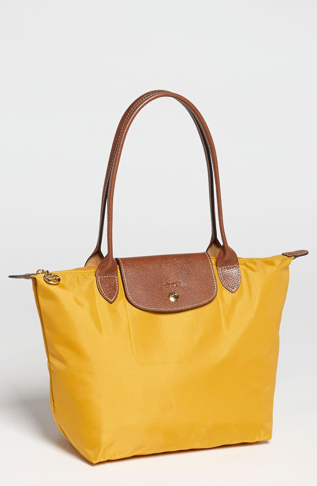 Main Image - Longchamp 'Small Le Pliage' Shoulder Tote