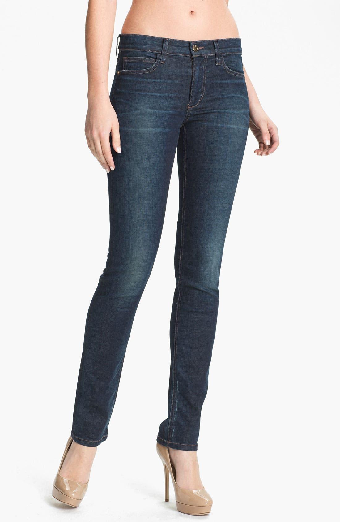 Main Image - Joe's 'Vintage Reserve' Straight Leg Jeans (Roxalana)
