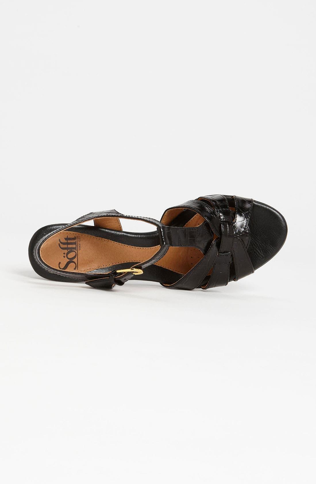 Alternate Image 3  - Söfft 'Sabana' Sandal