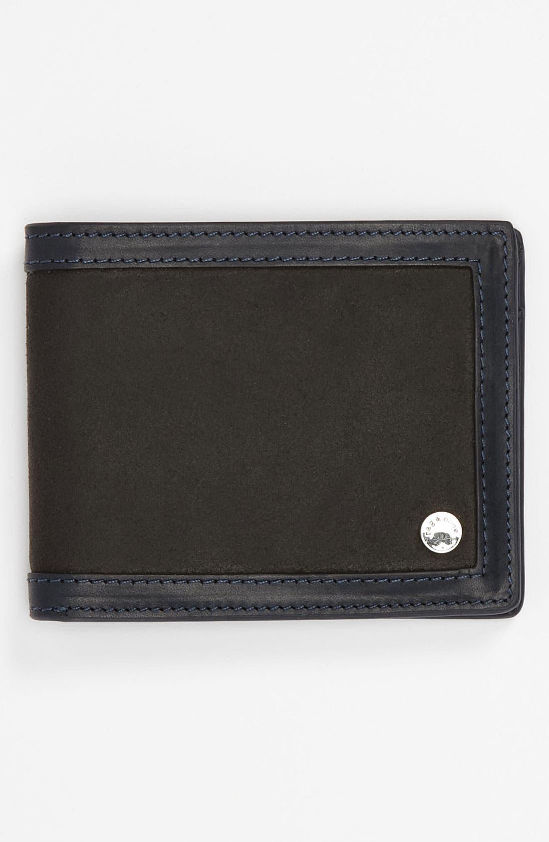 Alternate Image 2  - rag & bone Leather Wallet