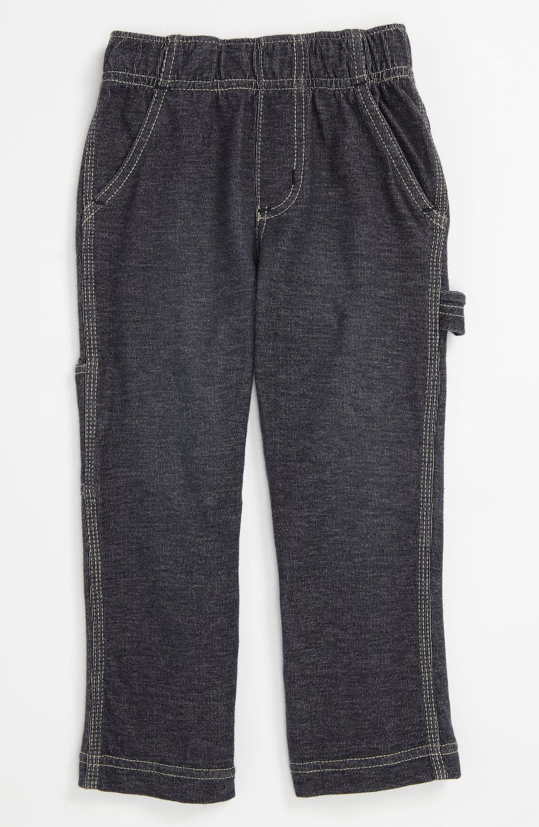 Alternate Image 1 Selected - Tea Collection Carpenter Pants (Toddler)